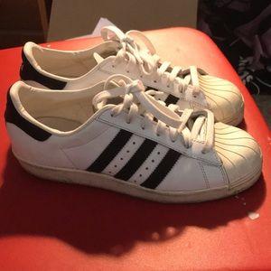 Adidas vintage superstars